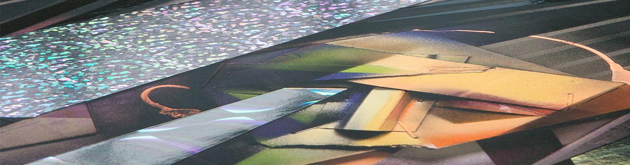 Hologrammprägen